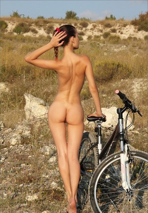 Pussy nude bikes girls on